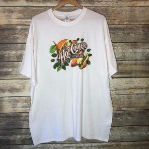 Ninkasi brewery hop cooler beer graphic t-shirt
